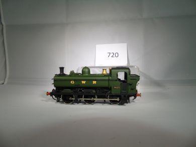 SAMHONGSA RTR BRASS GWR 0-6-0T