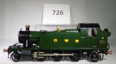 SAMHONGSA RTR 102 BRASS GWR 55XX