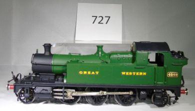 SAMHONGSA RTR 101 BRASS GWR 45XX