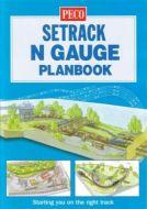 Peco IN-1 N Gauge Setrack Planbook