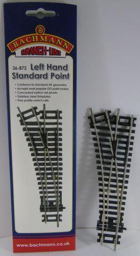 Bachmann 36-872 Left-Hand Point