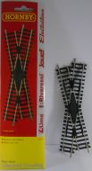 Pre-owned Hornby R615 Right-hand Diamond Crossing
