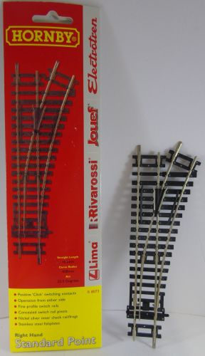 Hornby R7073 Right-Hand Point