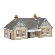 Graham Farish 42-0095 Stone Booking Hall New