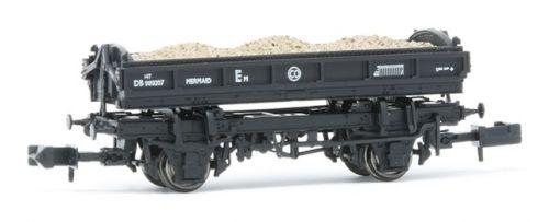EFE Rail E87512 14T 'Mermaid' Side Tipping Ballast Wagon