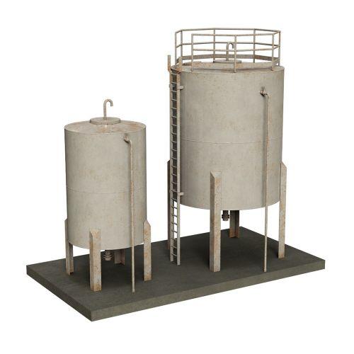 Bachmann 44-0110 Depot Storage tanks New