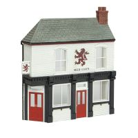 Bachmann 44-0201 Low Relief Corner Pub, The Red Lion New
