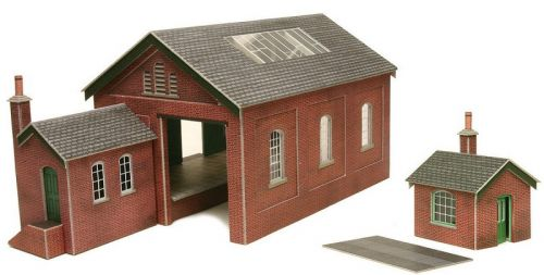 PO232 GOODS SHED