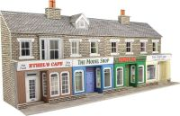 PO273 LOW RELIEF STONE SHOP FRONTS