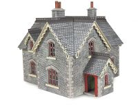 PO335 SETTLE/CARLISLE STATION MASTER'S HOUSE