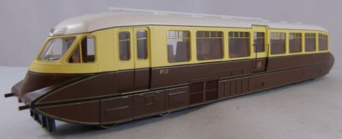 Dapol 4D-011-005D Streamlined Railcar DCC Fitted