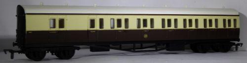 Airfix 54250-0 GWR Suburban B Set Coach
