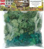 Busch 7106 Large Bag Green Lichen
