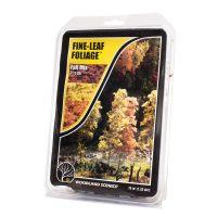 Woodland Scenics WF1135 Fall Mix Fine Leaf Foliage