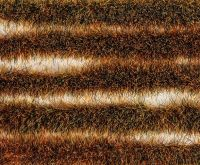New Peco PSG-35 Winter Grass Tuft Strips 6mm High Self Adhesive